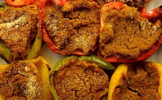 Peperoni_ripieni_salsiccia_carne